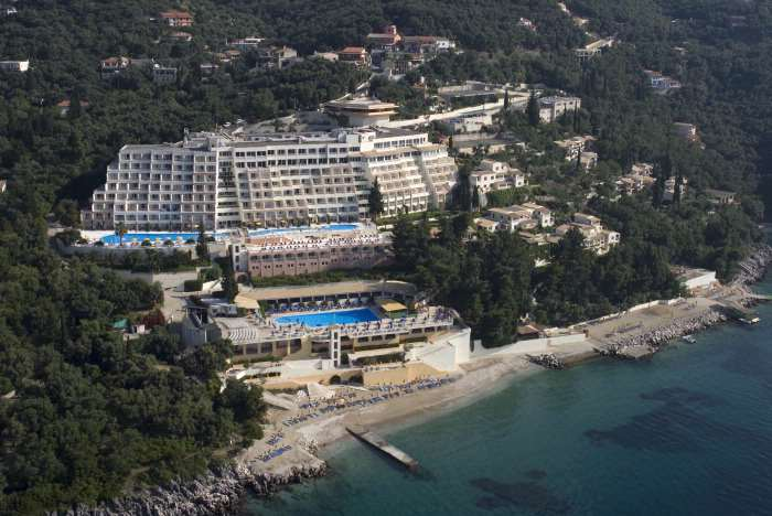 Sunshine Corfu Hotel & Spa, Нисаки