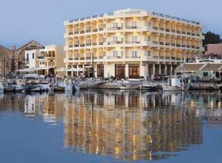 Porto Veneziano Хотел, Ханя - град