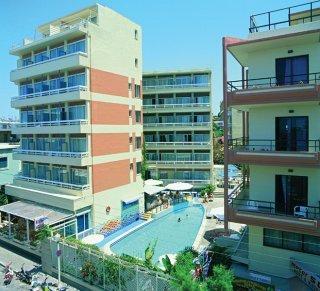 Agla Хотел, Родос град