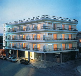 Jason Inn Хотел, Атина
