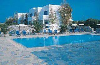 New Aeolos Хотел, Argyrena