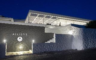 Alkistis Хотел, Агиос Стефанос