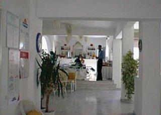 Mykonos Bay Хотел, Мегали Амос
