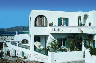 Alekos Pensions Хотел, Град Миконос