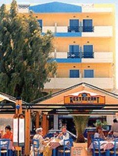 Itanos Хотел, Сития