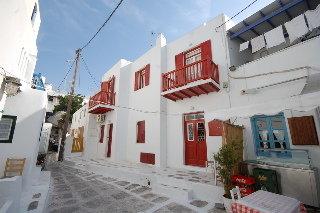Demetra Pension Хотел, Град Миконос