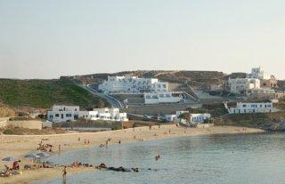 Grand Beach Хотел, Мегали Амос