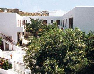 Magas Хотел, Град Миконос