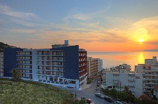 Semiramis Хотел, Родос град