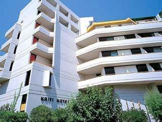 Kriti Beach Хотел, Ретимно град