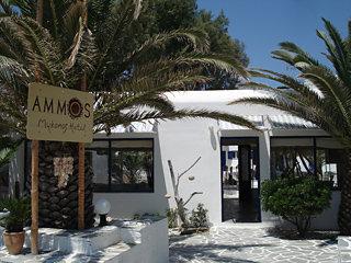 Ammos Mykonos Хотел, Орнос Плаж