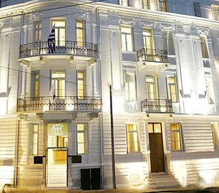 Art Хотел, Атина