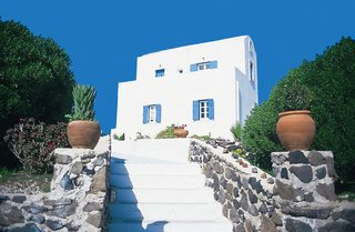 Santorini's Balcony Art Houses, Имеровигли