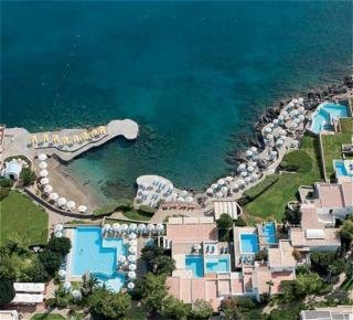 St Nicolas Bay Resort Hotel & Villas, Агиос Николаос