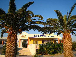 Golden Star Хотел, Tigaki