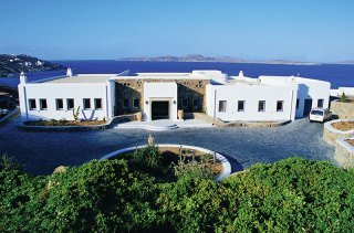 Mykonos Grand Hotel & Resort, Агиос Йоанис