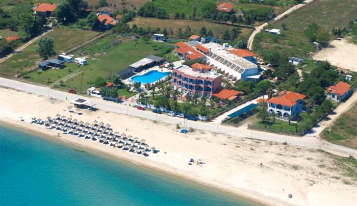 Antigoni Beach Hotel, Ситония - Агиос Николаос