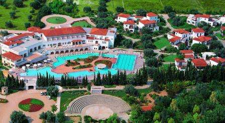 Eretria Village Resort, Еретрия