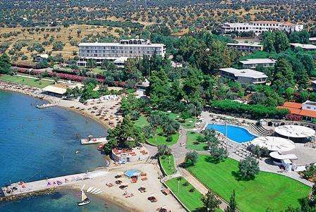 Holidays In Evia Beach Hotel, Еретрия